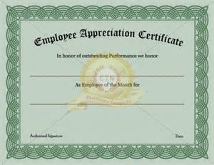 employee anniversary certificate template http www certificate template net employee appreciation