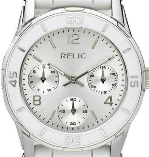 s watches relic by fossil chronograph