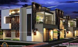 Home Floor Plans 3500 Square Feet tamilnadu villa plan kerala home design and floor plans