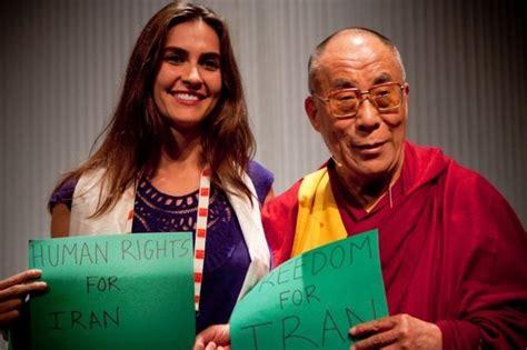 Miss World Runner Up Help Save Nazanin by Society Rights Activist Nazanin Afshin Jam