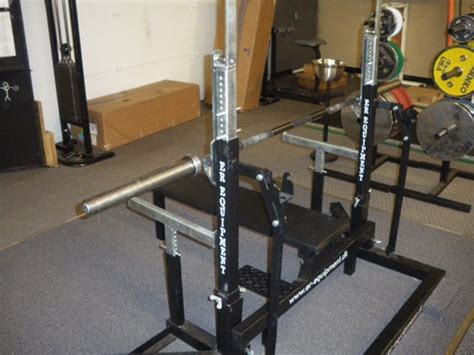 Competition Squat Rack by What Is Powerlifting