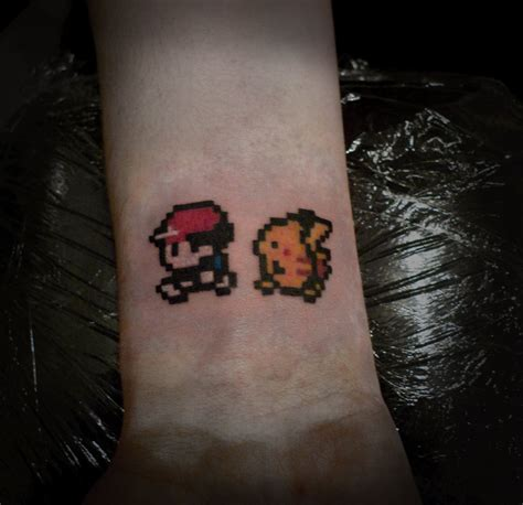 free tattoo games pikachu www pixshark images