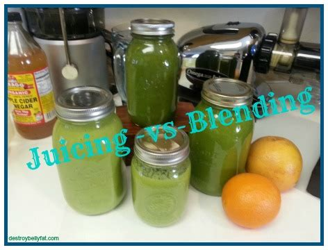 5 vegetables that destroy stomach juicing vs blending
