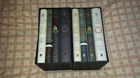 Tolkien Collector's Guide   Lord of the Rings   Reader's
