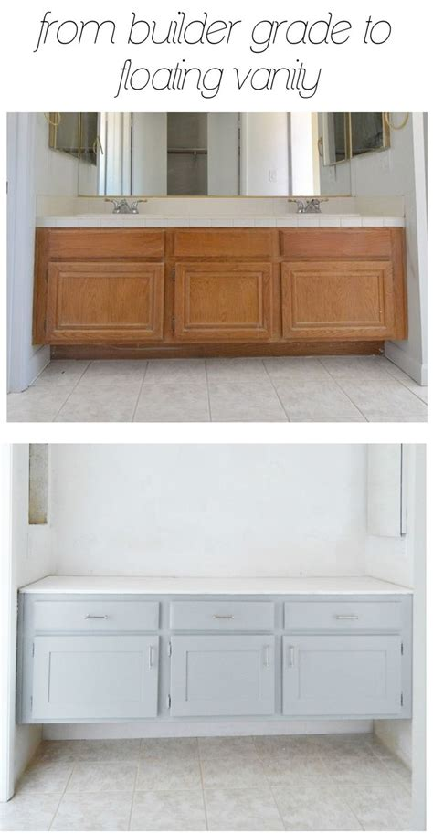 building bathroom vanity building floating bathroom vanity woodworking projects