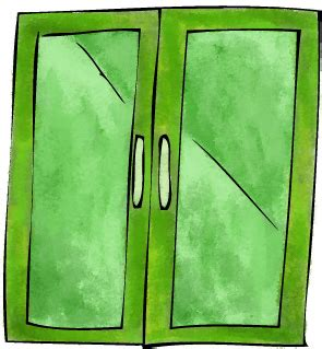 The Green Glass Door Green Glass Door
