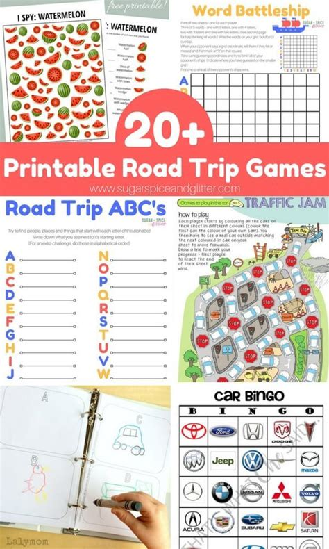 printable games for car rides 1901 best images about kid s stuff on pinterest