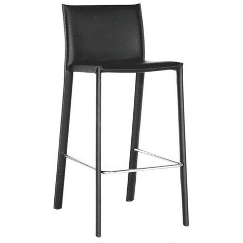 black counter height bar stools crawford counter height stool in black set of 2 alc