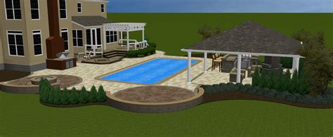 dream backyard ideas columbus oh dream backyards columbus decks porches and