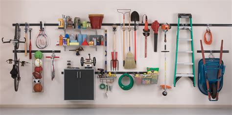 10 garage organization tips