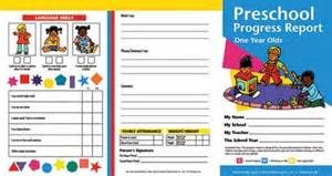 Daycare Report Card Template do you issue weekly or quarterly progress reports to the