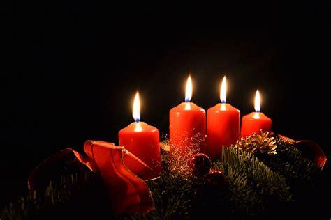 immagini di candele di natale foto gratis candele natale avvento immagine gratis su