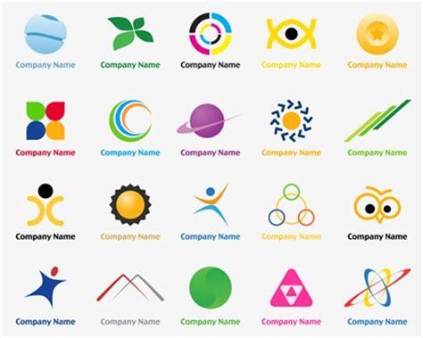 20 vector logo design templates free vector graphics