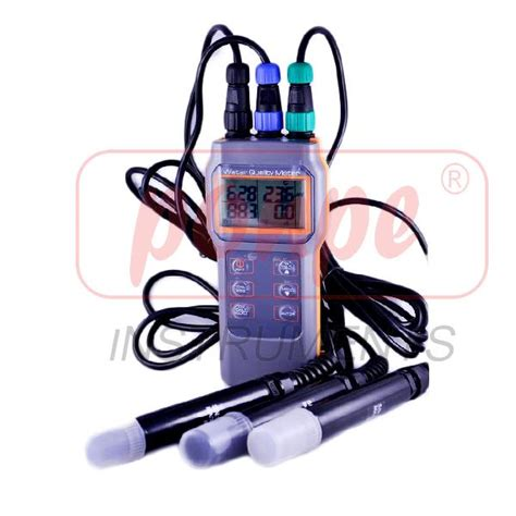 Ph Meter Ph Cond Do Meter Az Instrument 8603 Limited 8603 az instrument combo ph cond salt do meter