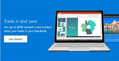 Microsoft Surface Rp microsoft kasih rp 8 juta ke pengguna macbook yang hijrah