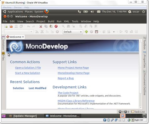 tutorial mono linux aspnet mono autos post