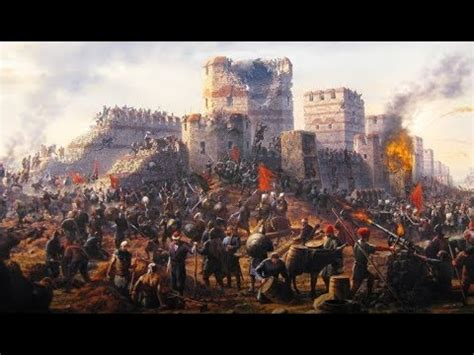 end of ottoman empire the decline of byzantine empire documentary