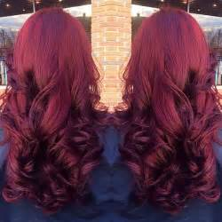 reddish purple hair color hair pictures about reddish brown hair color hairstyles
