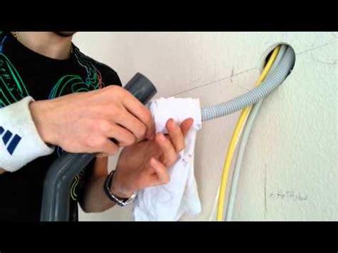 Kabel Leerrohr Einziehen Werkzeug by Ein Kabel Durch Ein Leerrohr Ziehen Tipp