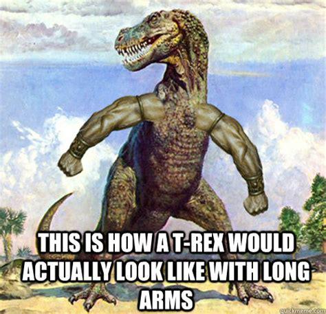 T Rex Arms Meme - t rex arms meme memes