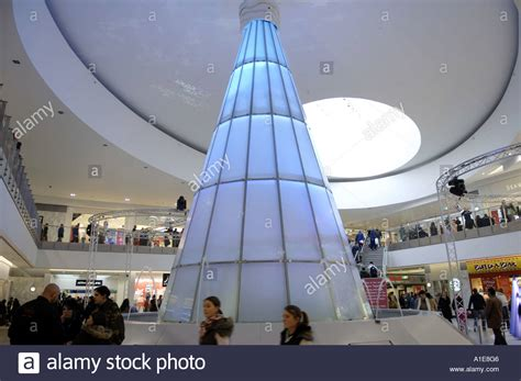 modern christmas tree decoration arndale centre shopping