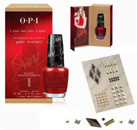 Opi Rock Goddess 2013 Collection 4 X 375 Ml opi gwen stefani collection 2014 nail collection