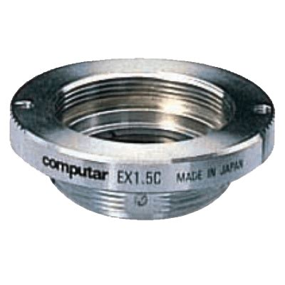 online security products computar c mount 1.5x extender