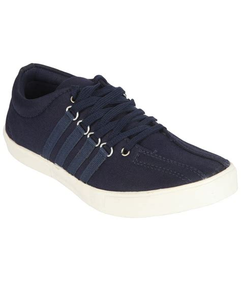 corpus navy blue casual shoes for price in india buy