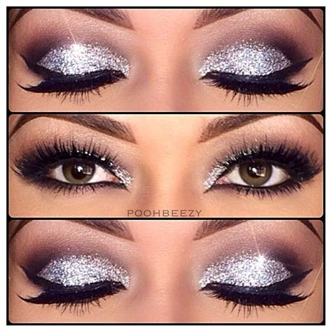 Glitter Eyeshadow 1000 images about eye makeup on glitter eye makeup neutral eyeshadow and stunning