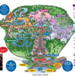 Map Of Magic Kingdom Disney World by Magic Kingdom Map 2015 New Calendar Template Site