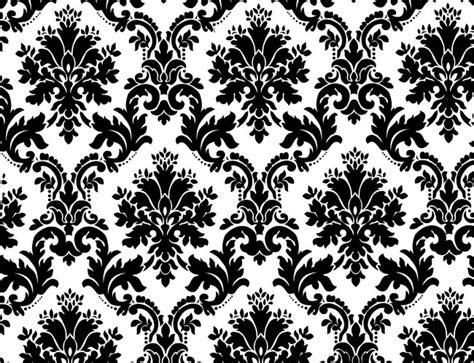 Bathroom Desines Black White Floral Background By Inferlogic On Deviantart