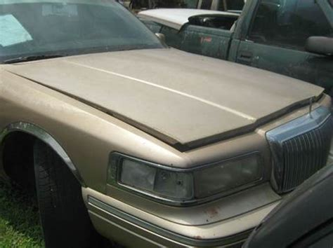 lincoln town car seats for sale 1996 lincoln town car for sale carsforsale