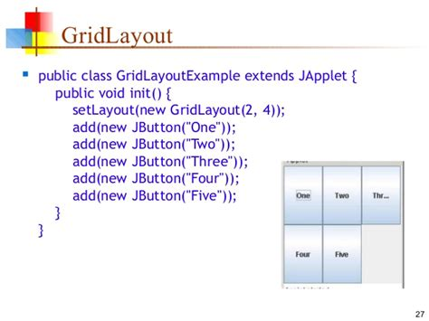 java swing boxlayout swing and awt in java