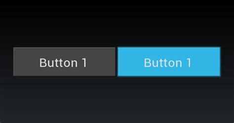 button android portkit ux metaphor equivalents for ios android