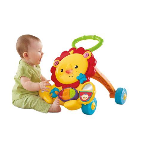 Fisher Price Musical Baby Walker Alat Belajar Jalan Bayi Mainan 2 jual fisher price musical walker mainan bayi harga kualitas terjamin blibli