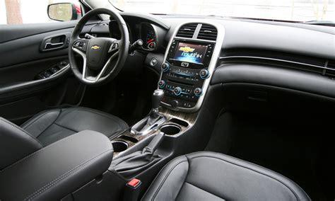 Chevy Malibu 2014 Interior by 2014 Chevrolet Malibu Test Drive Review Cargurus