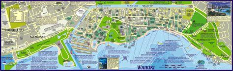map hotels waikiki map hotels travels hawaii