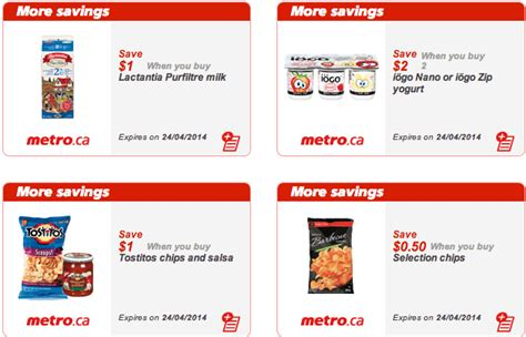 printable grocery coupons ontario canada metro ontario canada printable grocery coupons april 18