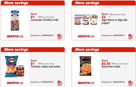 printable grocery coupons ontario metro ontario canada printable grocery coupons april 18