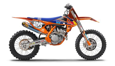 factory motocross motocross action magazine they re here ktm 2017 factory