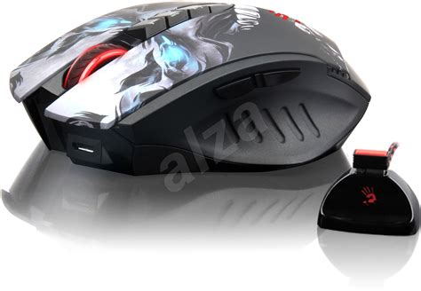 Dijamin Bloody Mouse Gaming R8a Wireless a4tech bloody r8 3 mouse alzashop