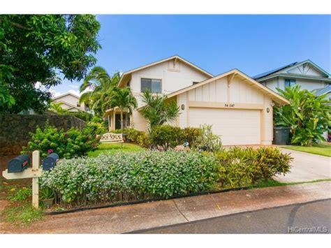Oahu Property Tax Records Waipahu Home Sold 94 1147 Kaloli Waipahu Waipahu