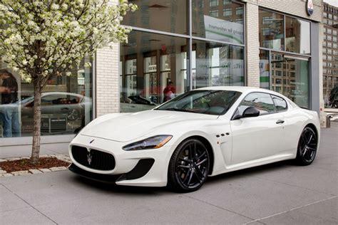 Gran Turismo 1 Schnellstes Auto by Maserati Granturismo Mc Schnell In New York Autoplenum At
