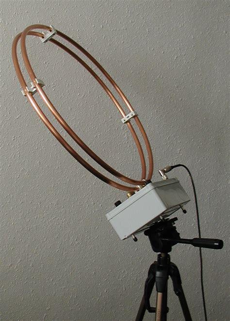 mla magnetic loop antenna btv