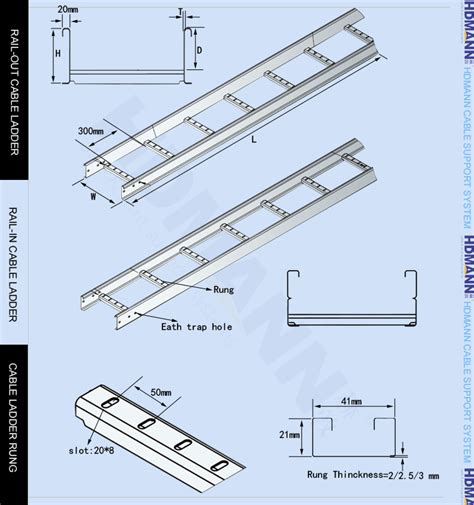 electrical power telecom cable tray ladder types buy