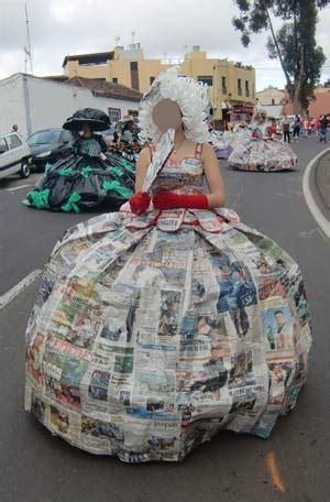 disfraz de santo de pspel complicando el carnaval con disfraces de papel treinta y