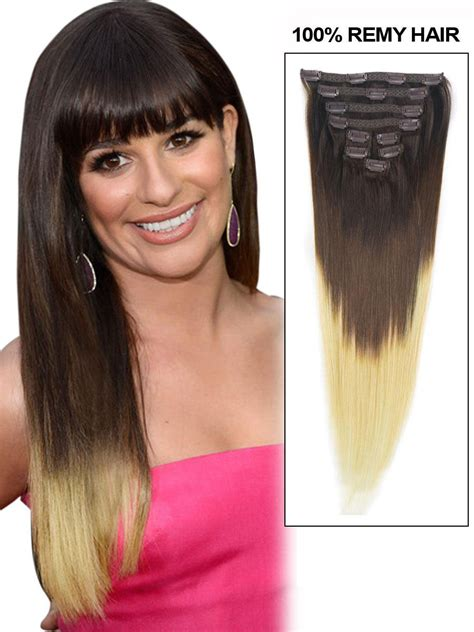 hair extensions 18 18 inch gentle clip in indian human hair