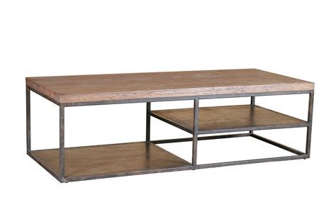 Reclaimed Wood And Metal Coffee Table Reclaimed Wood And Iron Coffee Table Wowpieces