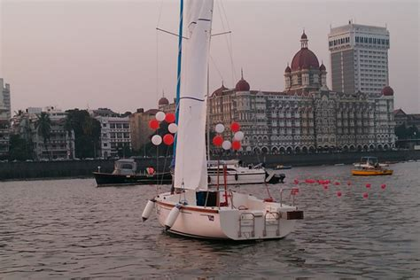sailing boat price in india sailing at gateway of india mumbai xs 63 sailboat