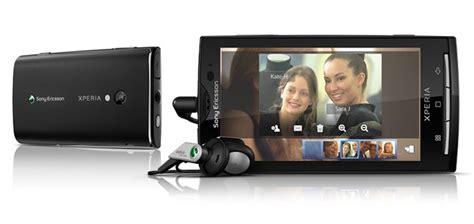 Hp Sony Xperia X10 I numeric